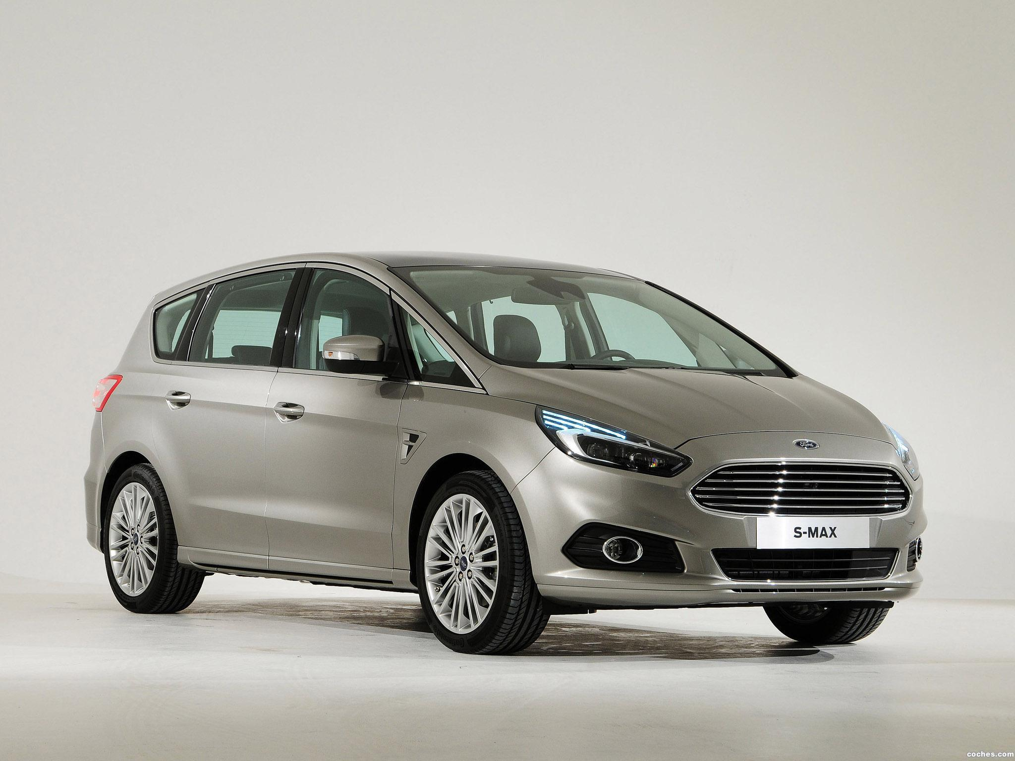 fotos de ford s max 2015. Black Bedroom Furniture Sets. Home Design Ideas