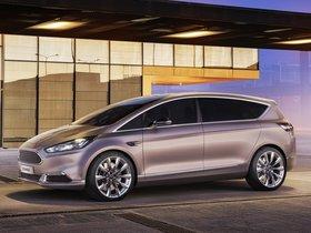 Ver foto 3 de Ford S-MAX Vignale Concept 2014