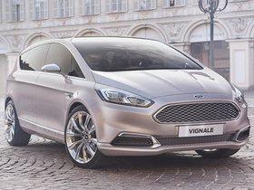 Ver foto 2 de Ford S-MAX Vignale Concept 2014