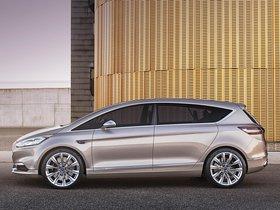 Ver foto 8 de Ford S-MAX Vignale Concept 2014