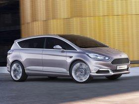 Ver foto 7 de Ford S-MAX Vignale Concept 2014