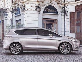 Ver foto 4 de Ford S-MAX Vignale Concept 2014