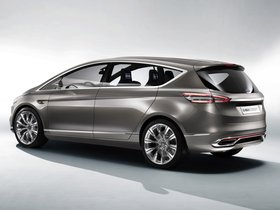 Ver foto 4 de Ford S-MAX Concept 2013