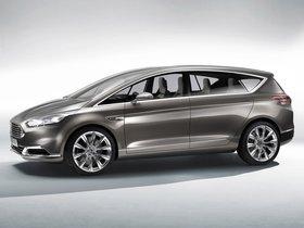Ver foto 3 de Ford S-MAX Concept 2013