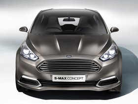 Ver foto 2 de Ford S-MAX Concept 2013
