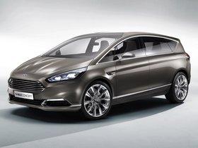 Ver foto 1 de Ford S-MAX Concept 2013