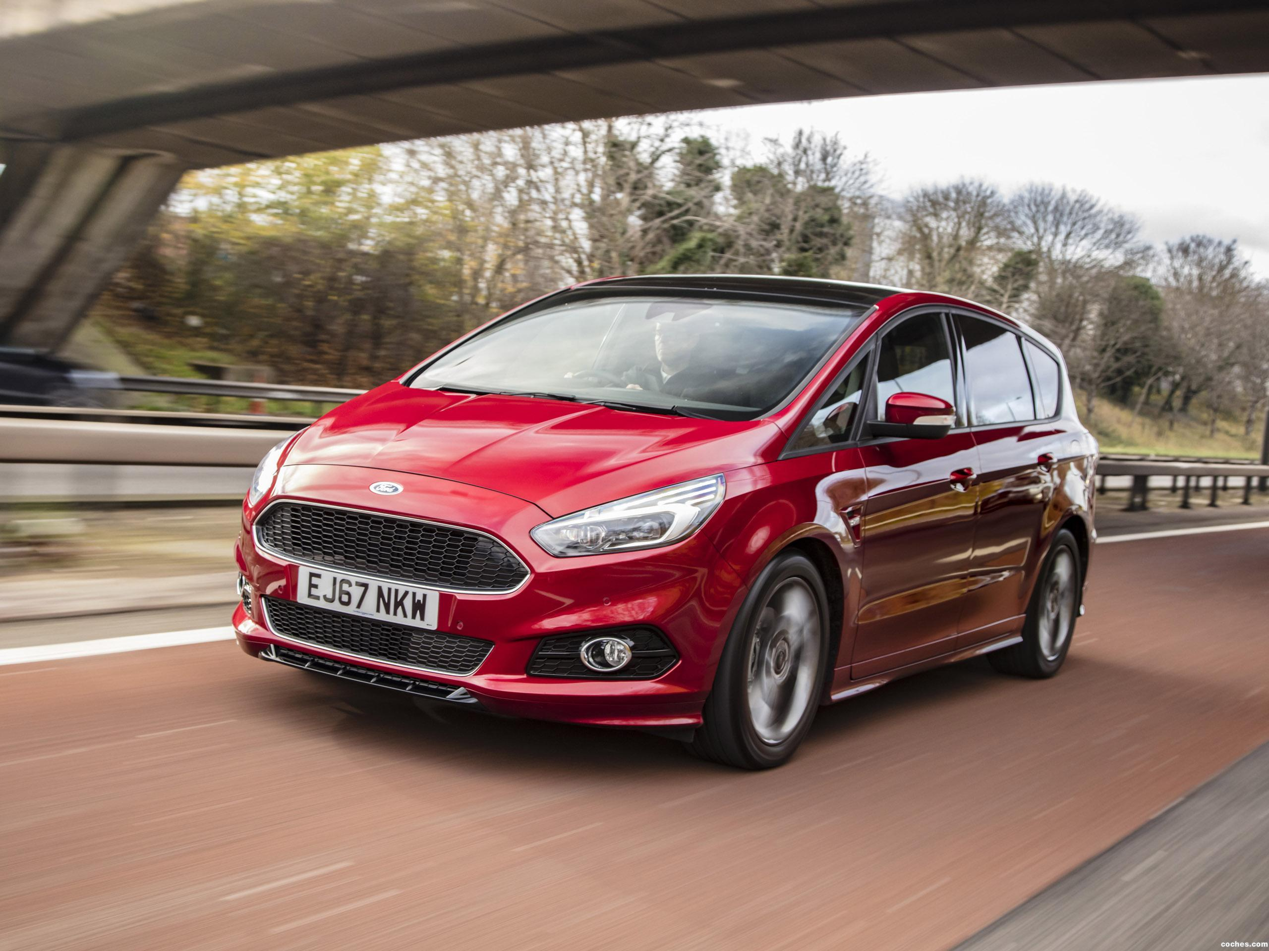 Foto 2 de Ford S-Max ST Line UK 2017