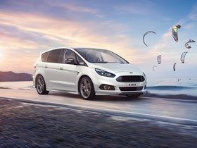 Ver foto 1 de Ford S-Max ST Line UK 2017
