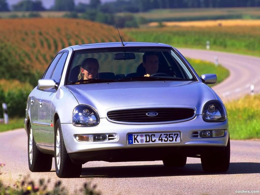 Foto 0 de Ford Scorpio 1994