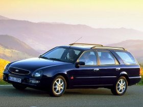 Ver foto 2 de Ford Scorpio 1994
