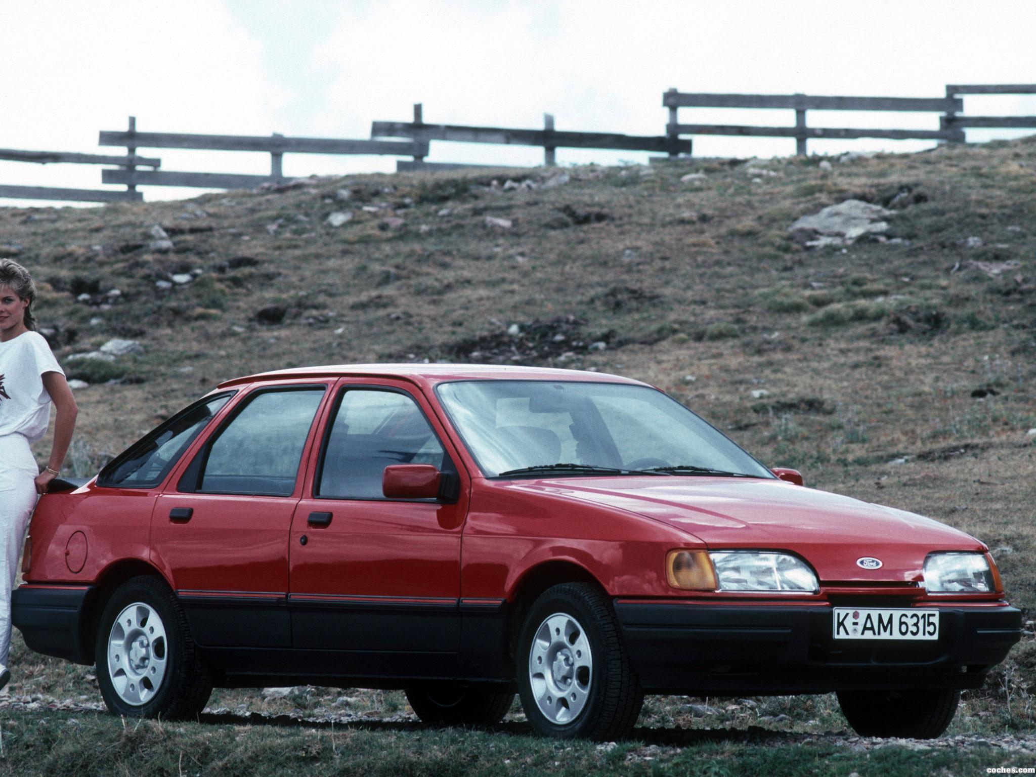 Foto 0 de Ford Sierra Hatchback 1987