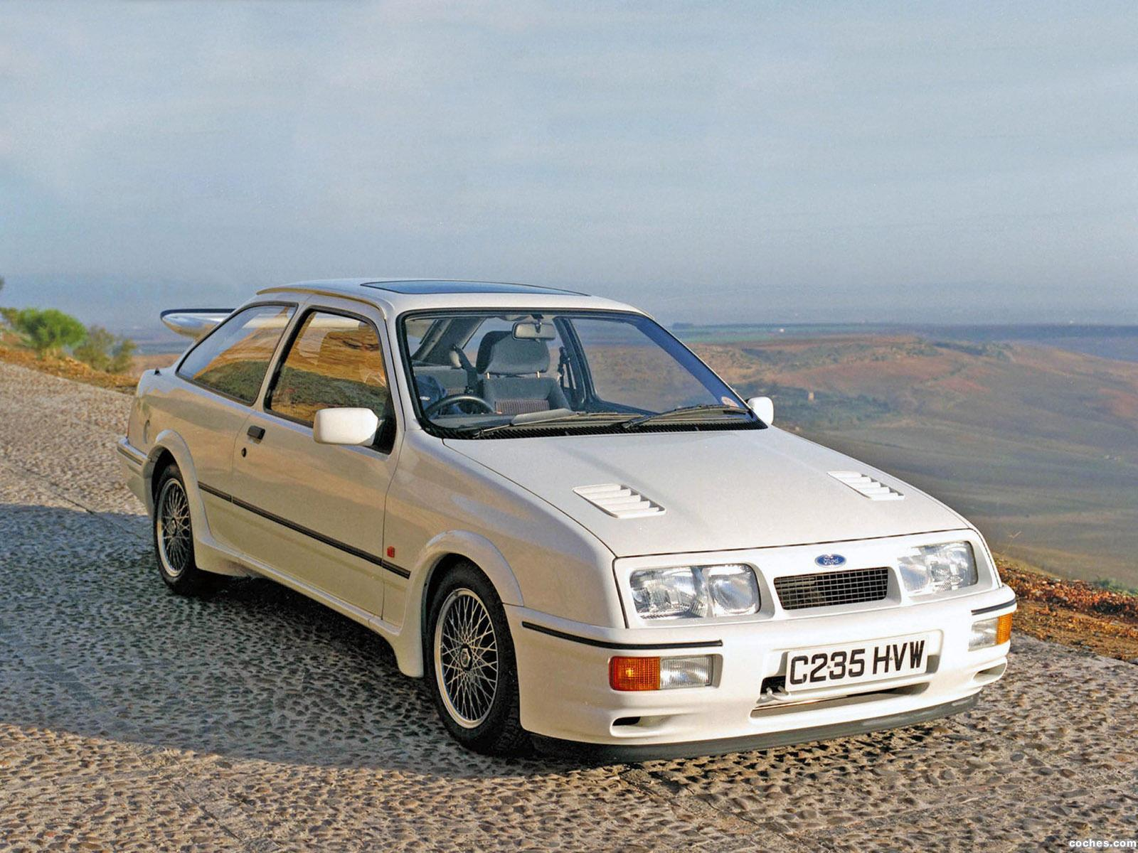 Foto 0 de Ford Sierra RS Cosworth 1986