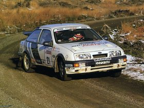 Ver foto 1 de Ford Sierra RS Cosworth Group A Rally Rar 1987