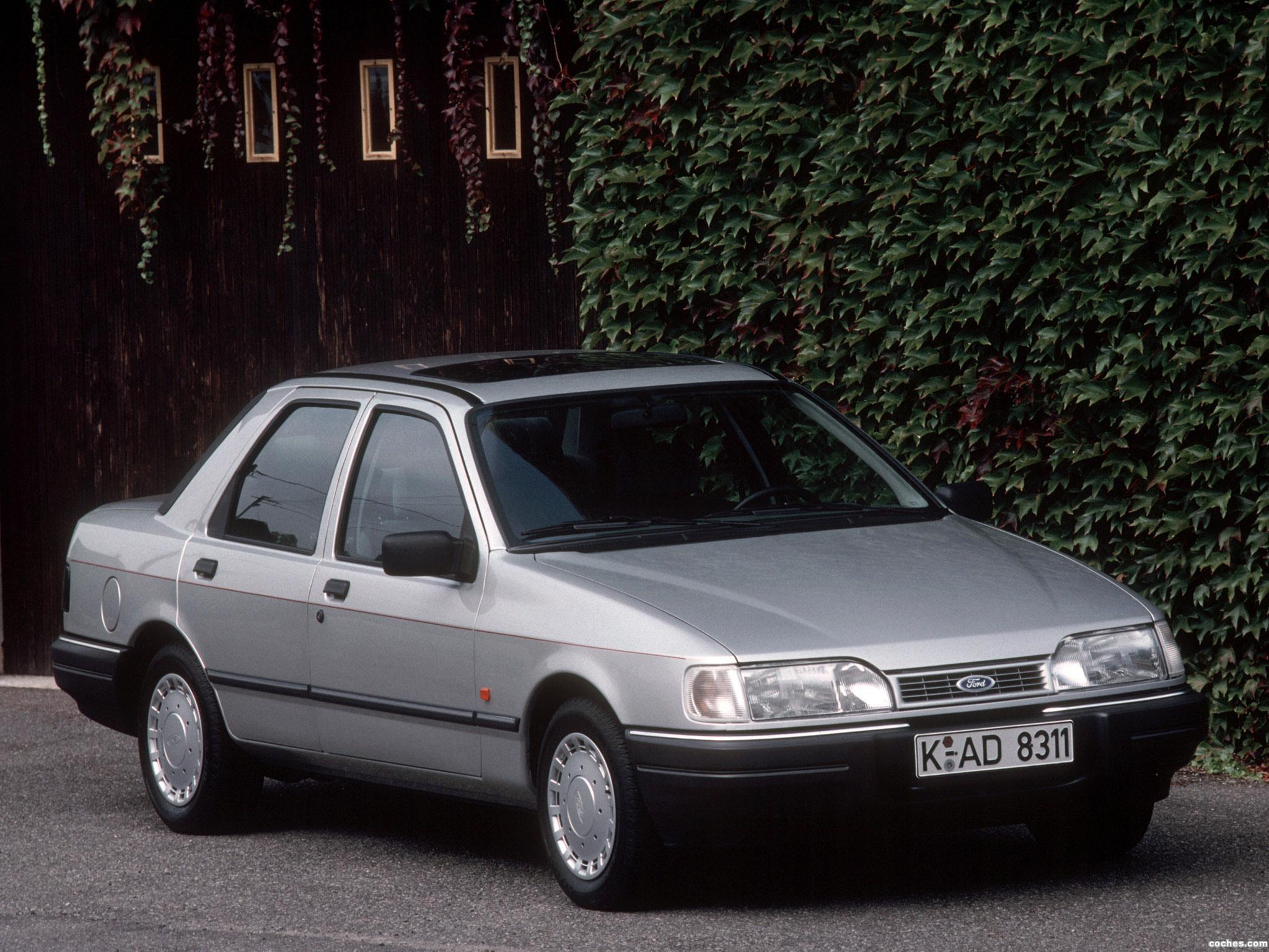 Foto 0 de Ford Sierra Sapphire 1990