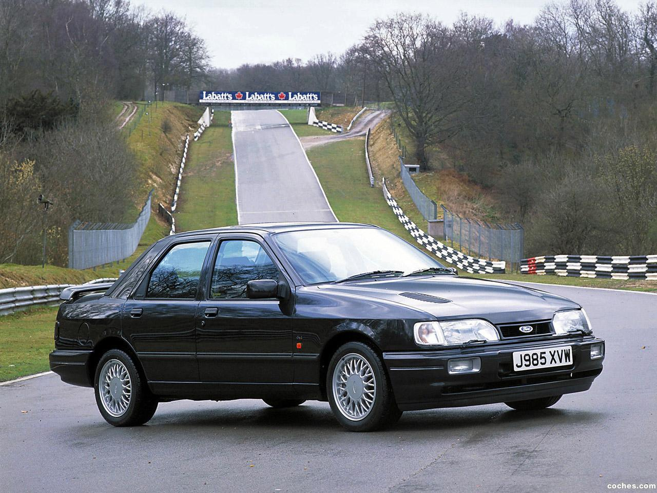 Foto 0 de Ford Sierra Sapphire RS Cosworth 4x4 1990