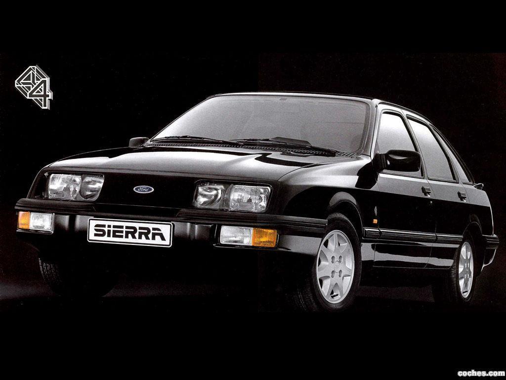 Foto 0 de Ford Sierra XR3 4x4 1984