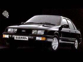Fotos de Ford Sierra XR3 4×4 1984