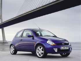 Ver foto 3 de Ford Sport Ka 2003