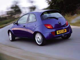 Ver foto 2 de Ford Sport Ka 2003