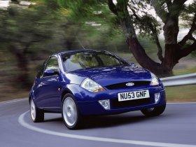 Ver foto 1 de Ford Sport Ka 2003