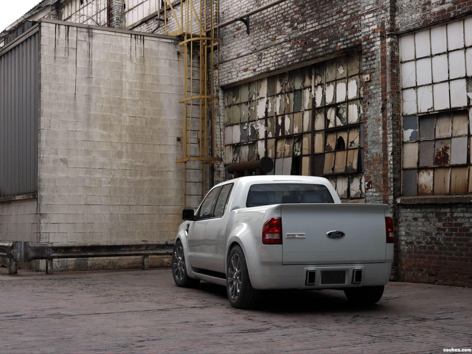 Foto 11 de Ford Sport Trac Concept 2004