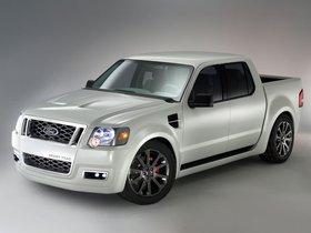 Ver foto 3 de Ford Sport Trac Concept 2004