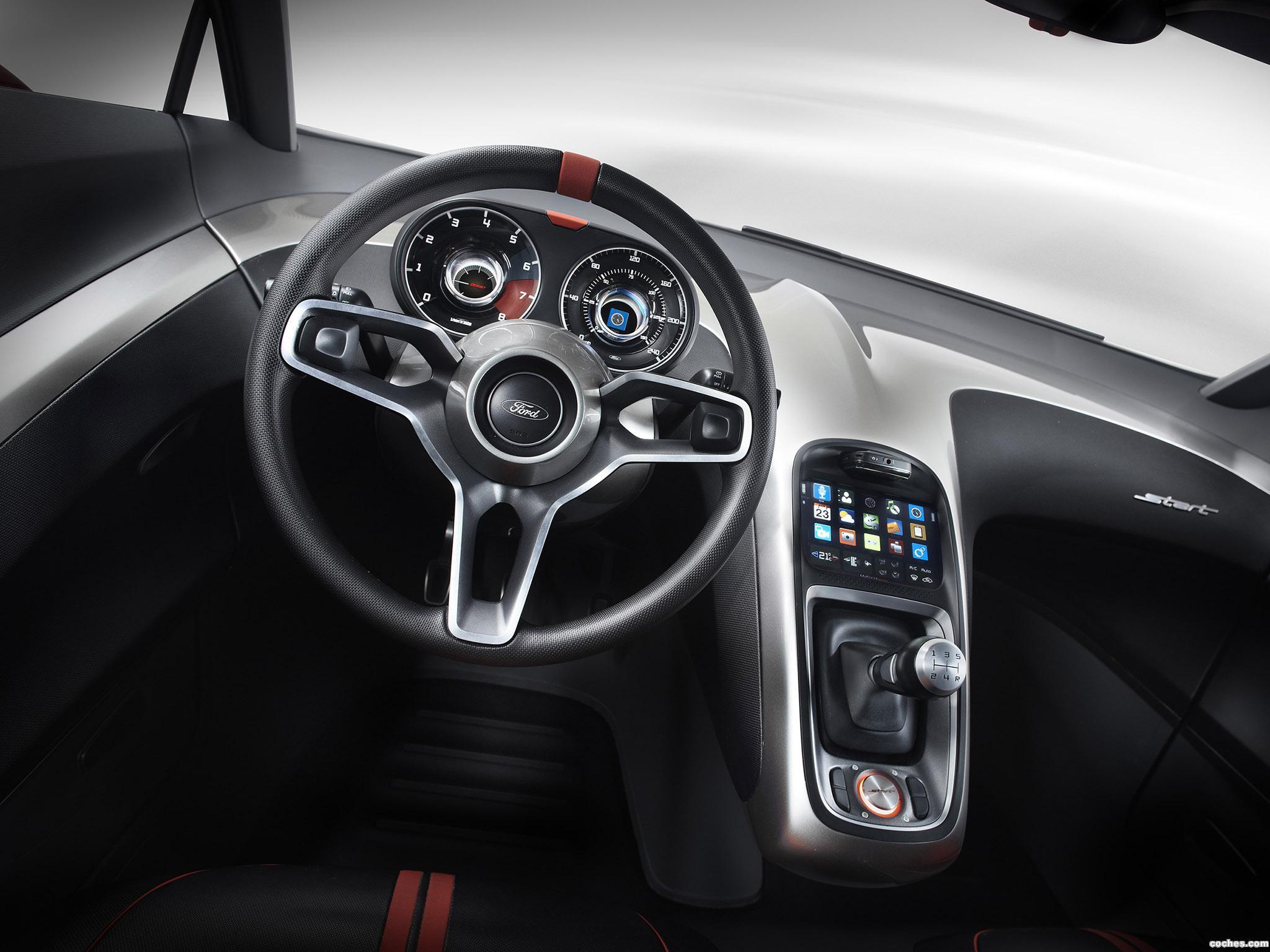 Foto 11 de Ford Start Concept 2010