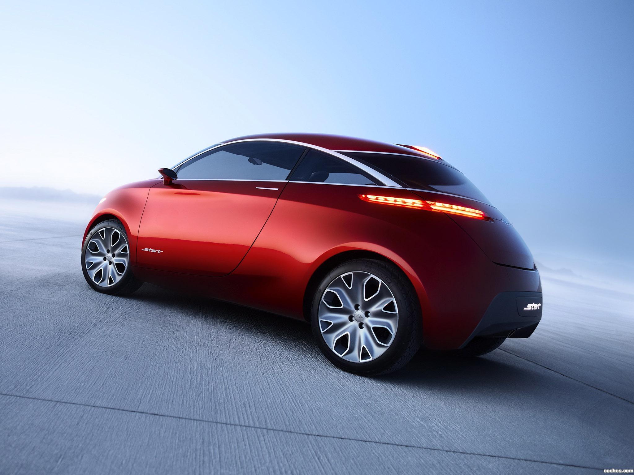 Foto 1 de Ford Start Concept 2010