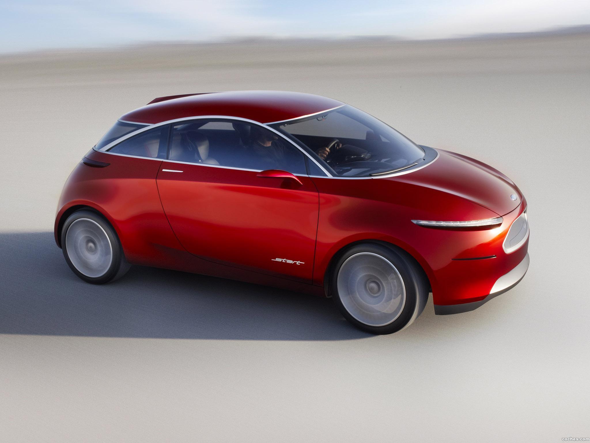 Foto 0 de Ford Start Concept 2010