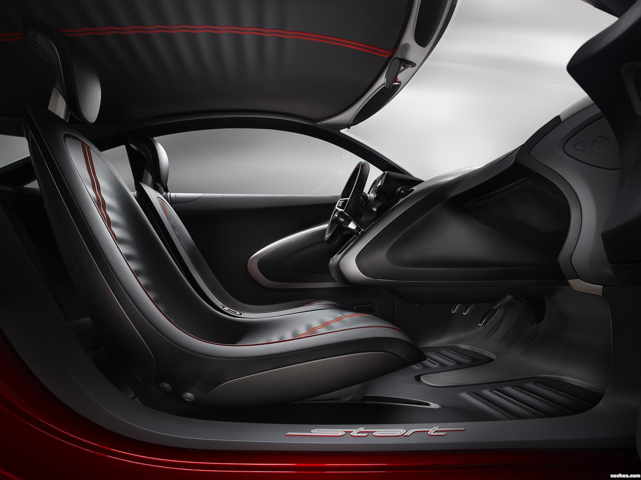 Foto 10 de Ford Start Concept 2010