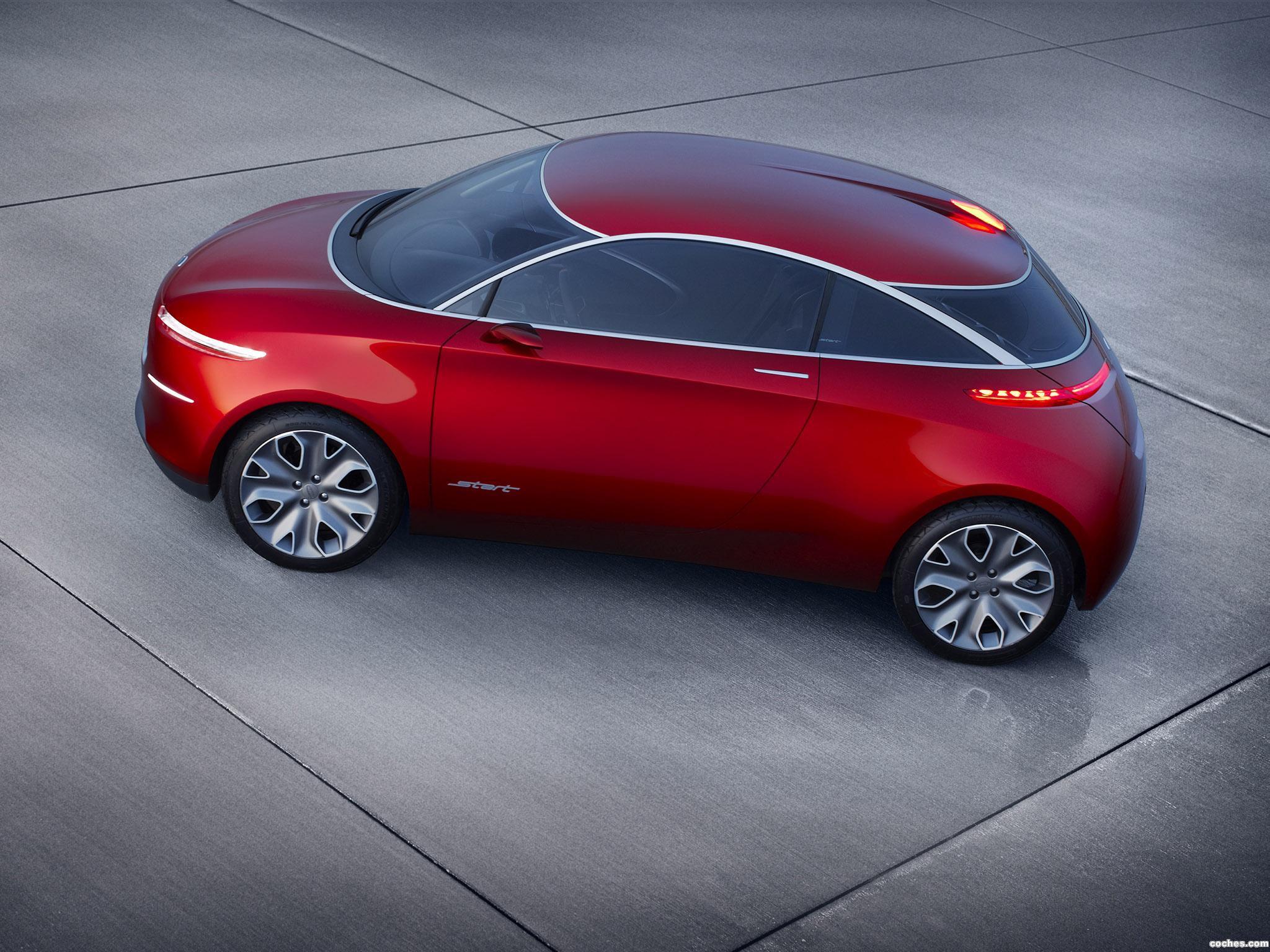 Foto 9 de Ford Start Concept 2010