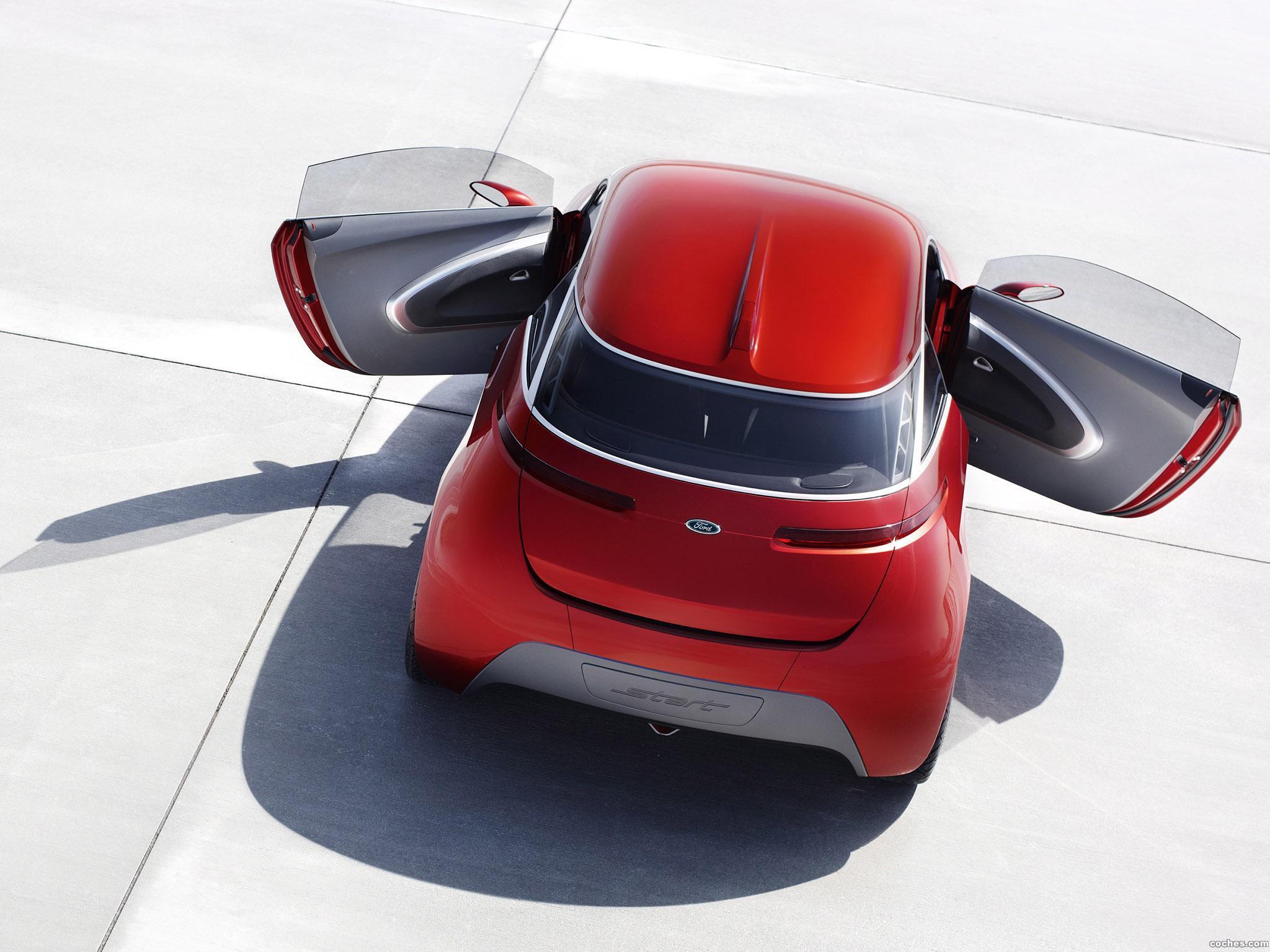 Foto 6 de Ford Start Concept 2010