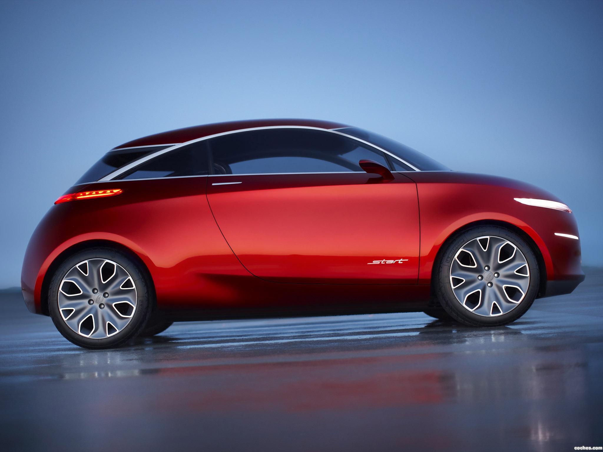 Foto 4 de Ford Start Concept 2010