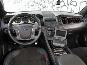 Ver foto 18 de Ford Interceptor Police Concept 2010