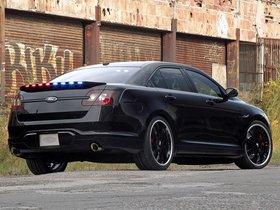 Ver foto 9 de Ford Interceptor Police Concept 2010