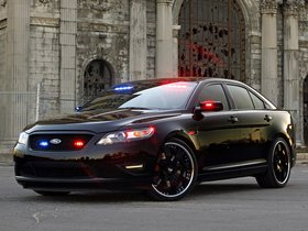 Ver foto 8 de Ford Interceptor Police Concept 2010