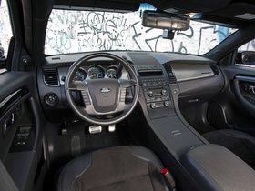 Ver foto 17 de Ford Interceptor Police Concept 2010