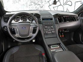Ver foto 16 de Ford Interceptor Police Concept 2010