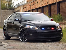 Ver foto 15 de Ford Interceptor Police Concept 2010