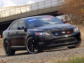 Ver foto 14 de Ford Interceptor Police Concept 2010