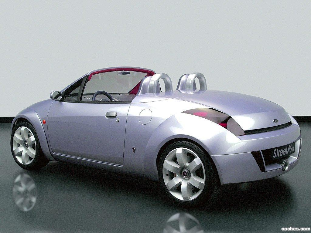 Foto 1 de Ford Street Ka Concept 2000