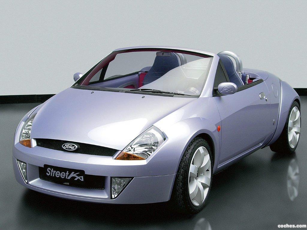 Foto 0 de Ford Street Ka Concept 2000