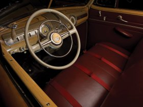 Ver foto 12 de Ford Super Deluxe Sportsman Convertible 1947