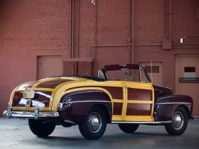 Ver foto 3 de Ford Super Deluxe Sportsman Convertible 1947