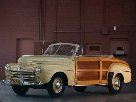 Ver foto 1 de Ford Super Deluxe Sportsman Convertible 1947