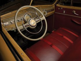 Ver foto 11 de Ford Super Deluxe Sportsman Convertible 1947