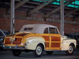Ver foto 8 de Ford Super Deluxe Sportsman Convertible 1947