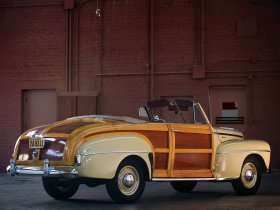 Ver foto 6 de Ford Super Deluxe Sportsman Convertible 1947