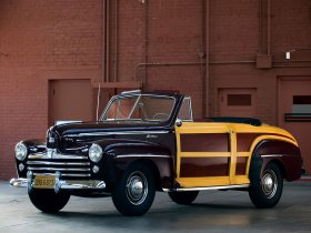 Ver foto 5 de Ford Super Deluxe Sportsman Convertible 1947