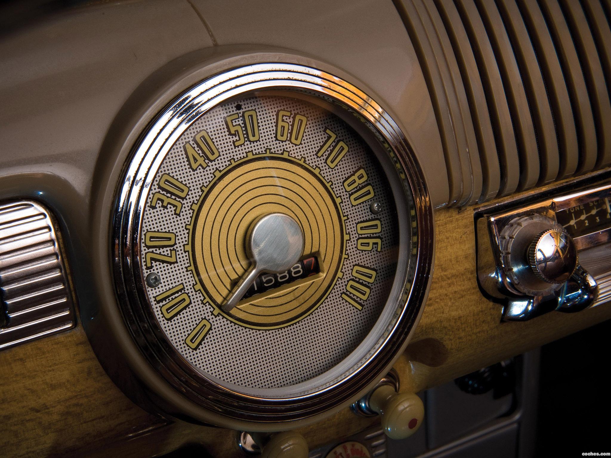 Foto 5 de Ford Super Deluxe Station Wagon 1947